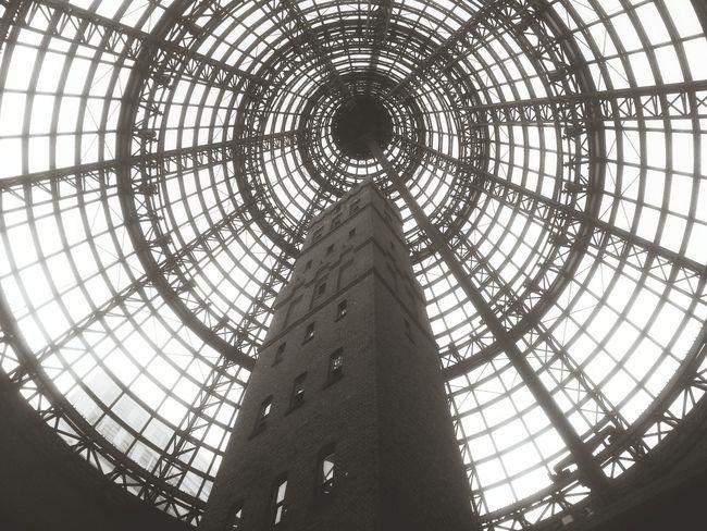 Melbourne Central City Architecture Building