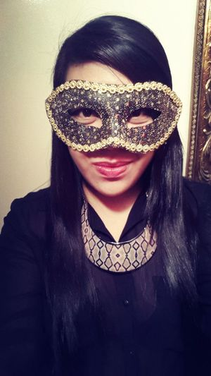 masquerade ball 18th bday of riki That's Me Missghie