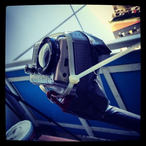 Special Holder - #gopro #hero #hd2 Hd2 HERO Gopro