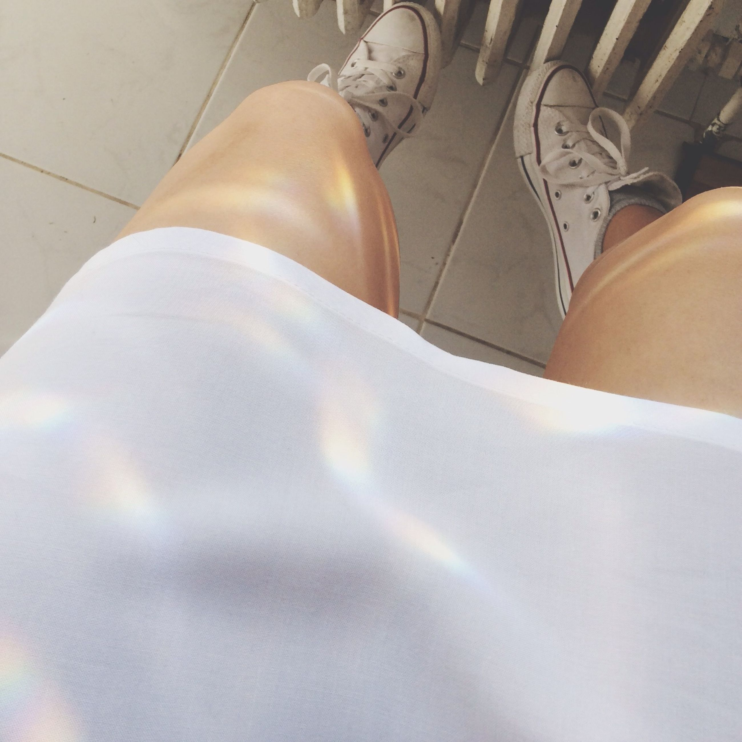low section, person, personal perspective, part of, sunlight, indoors, human foot, cropped, lifestyles, close-up, textile, day, leisure activity, sensuality, barefoot