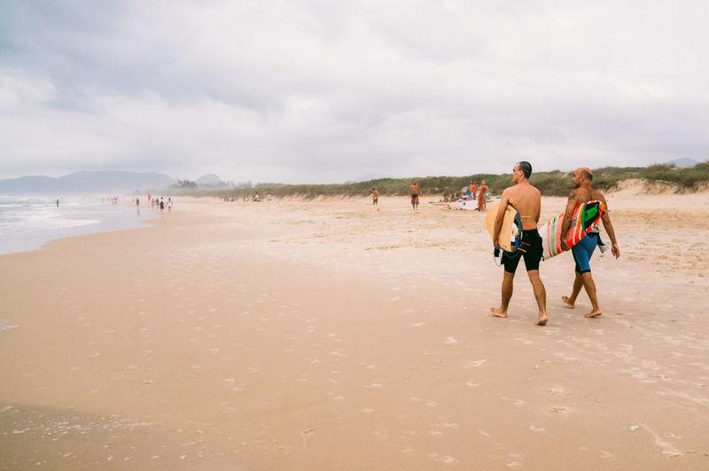 Beach Brazil Cloud Florianópolis Outdoors Sand Sky