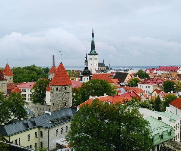 Tallinn Tallinn Old Town Estonia Traveling First Eyeem Photo The Great Outdoors With Adobe The Architect - 2016 EyeEm Awards