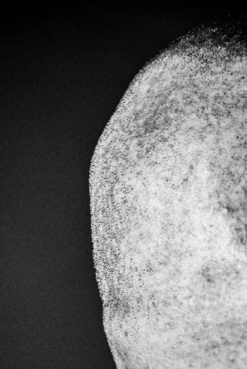Astronomy Black And White Blancoynegro Human Body Part Human Head Moon Surface Resignificacion Sky 35mm Analogue Photography Fotografía Analógica