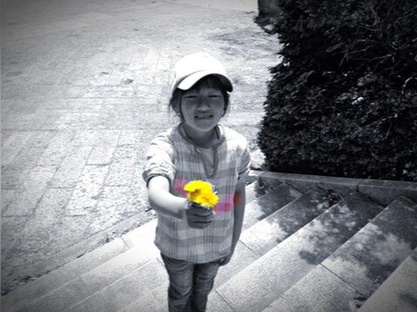 Enjoying Life Beautiful Day Cute♡ Smile ✌ Mychildren