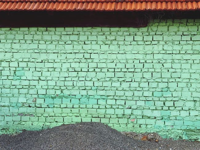 No People Text Green Color Pattern Textured  Full Frame Architecture