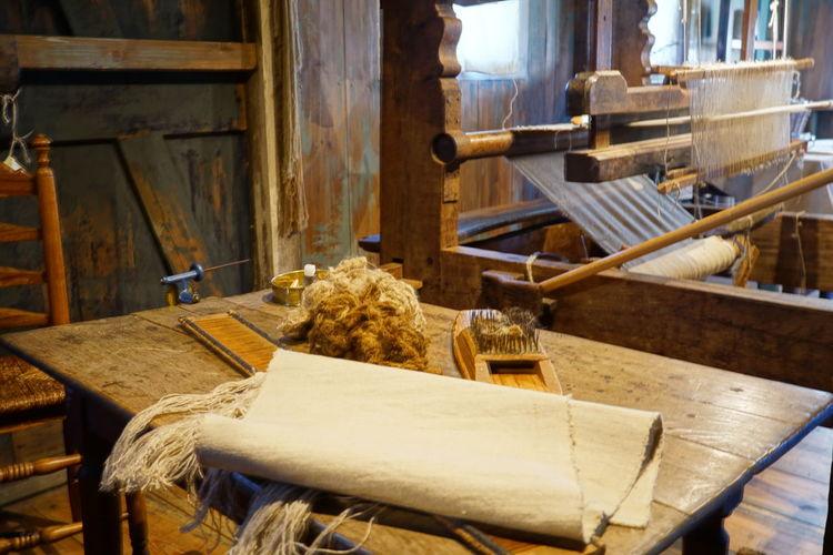 Hemp Loom