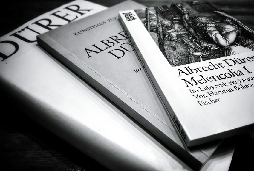 Text Indoors  No People Close-up Mypointofview Monochrome Photography Taking Photos Monochrome Photograhy Black And White Photography Blackandwhite Photography Black&white Black & White Dürer Books ♥ Books Book Collections Bookphoto Bookporn Albrecht Duerer Lieblingsteil