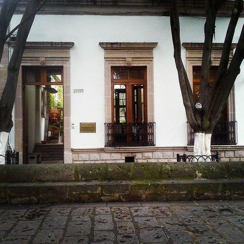 Café del Artista ... Una de mis casas favoritas Morelia Calzada