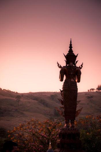 Sunset Sky Art