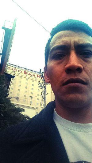 Rosaritobeachhotel Rosarito Baja California Me Yo Selfietime Selfie ✌ Its Me :) Walking To Estudios Baja Fox Ploration Caminando A Solas Caminando