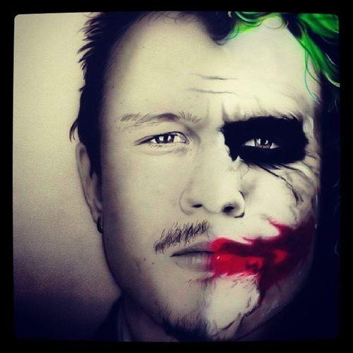 Joker Ledger LiveOlove Tdk