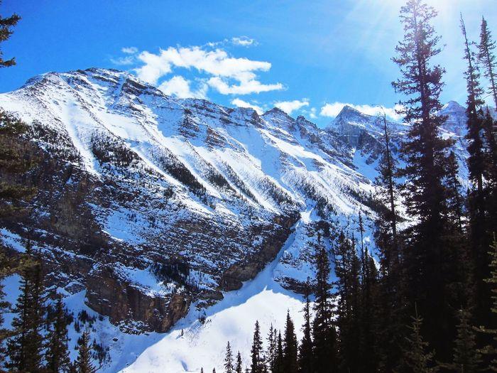 Rockies Snow