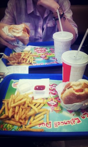 Burgerking Yummy Food Cendol Temburong #lovefoodhatewaste Hamburger Time!!!