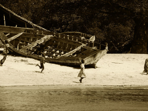 Black Children Kenya Mangrove Forest Africa African Beauty African Children African People Beach Day Hard Life Mangrove Moored Nautical Vessel Outdoors Poverty Running Children Sand Sepia Sepia_collection Sweetness Watamu Water