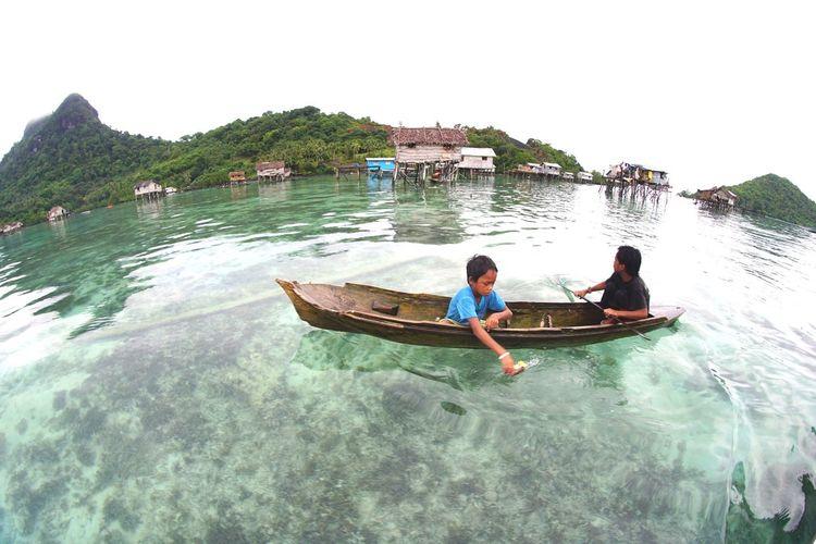Bodgaya Island