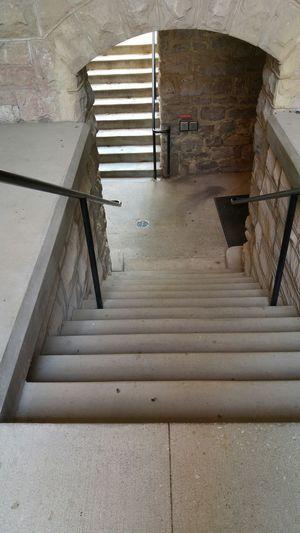 Stairs Stairways Passageway Throughfare