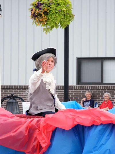 Village of Plymouth 125th Anniversary Celebration August 13, 2017 Plymouth, Nebraska Americans Camera Work Community EventPhotography FUJIFILM X-T1 MidWest Nebraska Plymouth, Nebraska Small Town America Summertime Takumar 135mm F3.5 Ben Franklin Boys Building Exterior Cap Celebration Ceremony Cheerful Childhood Costume Day Elementary Age Formalwear Happiness Headdress Lifestyles Manual Focus Mature Adult Military Uniform Occupation Outdoors Parade Portrait Practicing Photography Senior Adult Senior Men Service Small Town Small Town Life Small Town Stories Smiling Stage Costume Standing Streetphotography Uniform