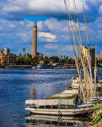 Thelandmarksofthecity Cairotower NileRiver Cairo Photographer Photography Photographyislife AbdallaMsayed 2016 Thisisegypt Egypt Photooftheday