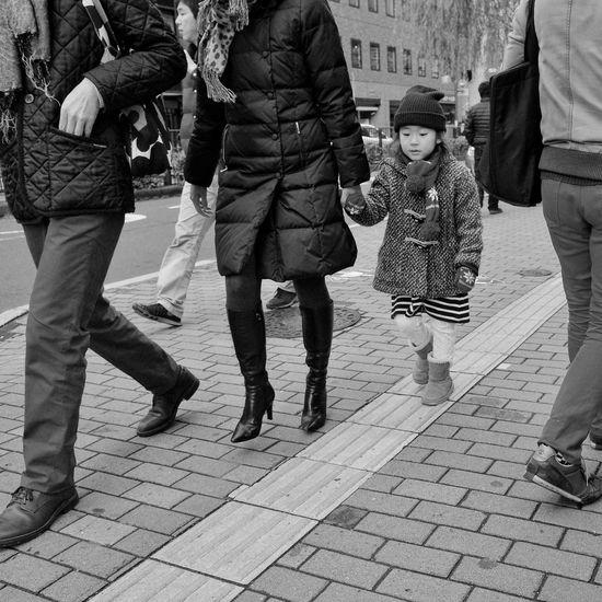 City Street Snapshot People Snapshots Of Life City Life Streetphotography_bw B&w Street Photography On The Road Holiday Kichijoji 吉祥寺 , Tokyo Japan