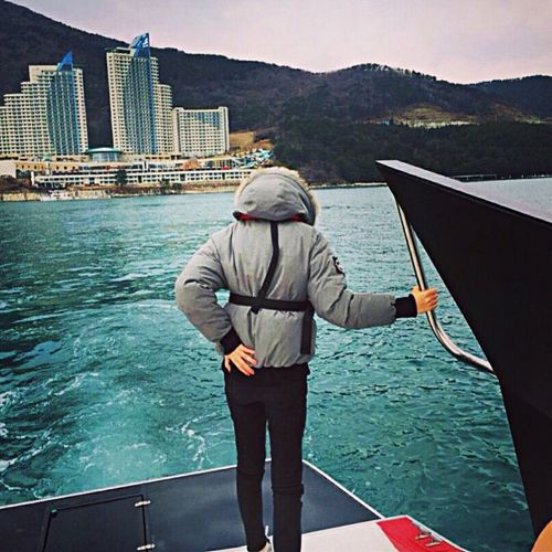 보트 ⛵ 여행 🚙