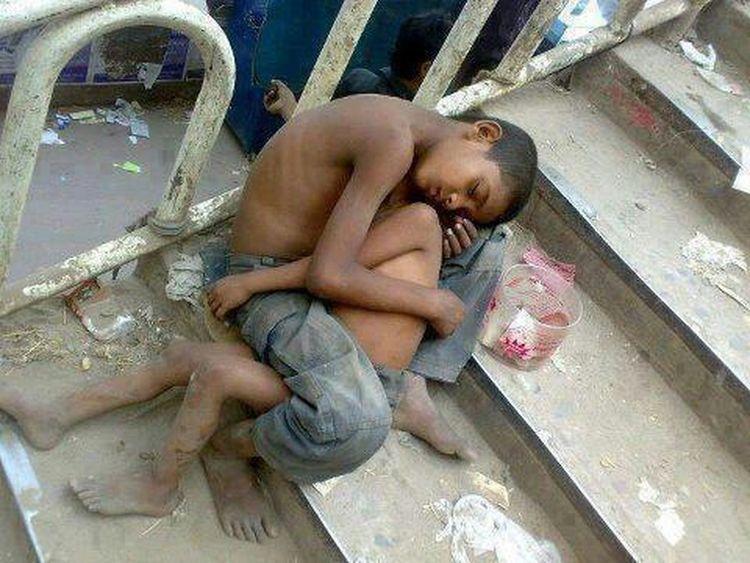 Children Poor Baby EyeEm Best Shots Poor Kids