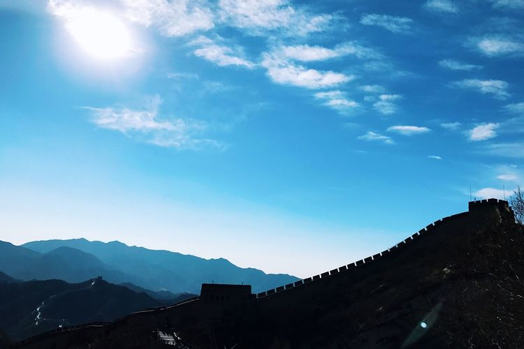 The Great Wall Built Structure