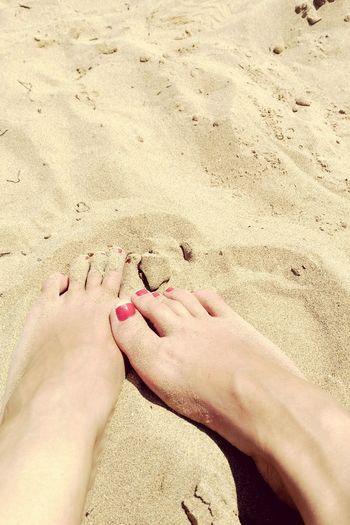 Abbronzatura Relaxing Eyeemphotography Sun ☀ Spiaggia Sole Mare Sunny Day Mare <3