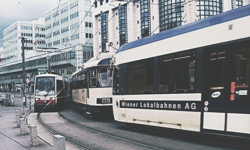 Vienna public transport Stree Photography Train Traveling The Street Photographer - 2014 EyeEm Awards