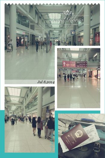 XRR's Life June 8 首尔仁川机场