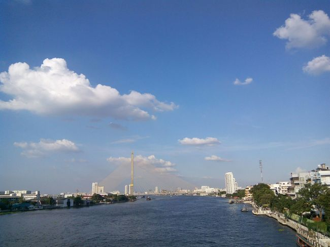 Showcase: November RamaVIIIbridge Sky And Clouds