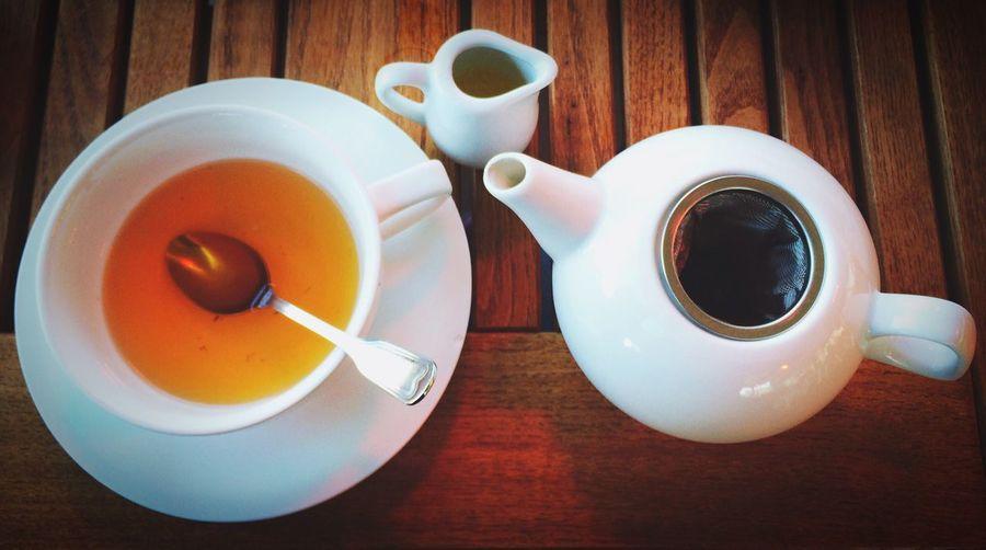 Chocolate tea☕️ Tea Tea Time Chocolate First Eyeem Photo
