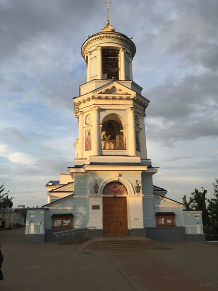 Architecture Built Structure Church History Place Of Worship Religion Voronezh