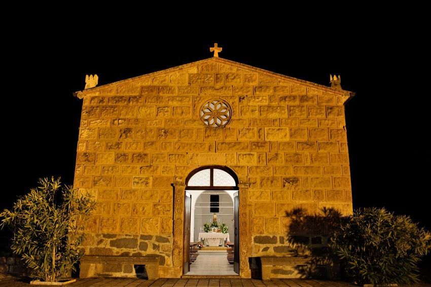 Sardinia Sardegna Italy  Aidomaggiore Santa Barbara