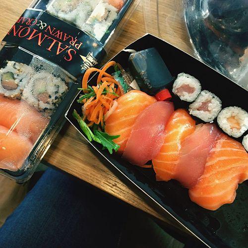 What's For Dinner? Sushi London Pretamanger Yo Sushi