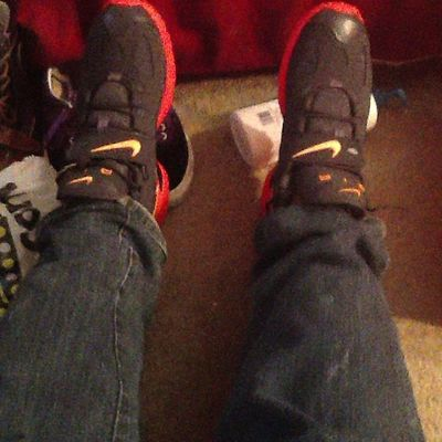 Shoes for the night