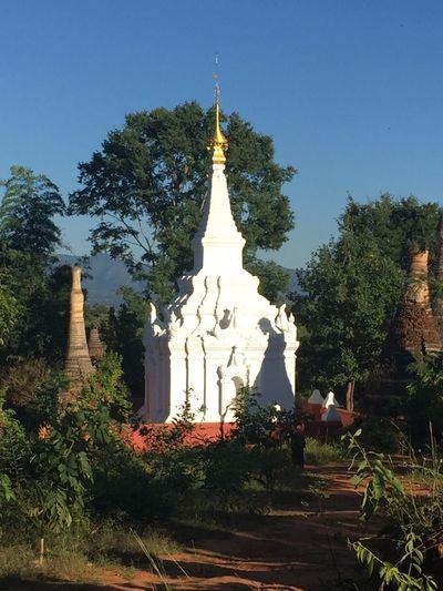 Architecture Building Exterior Religion Nature Day Arts Culture And Entertainment Tailandia.