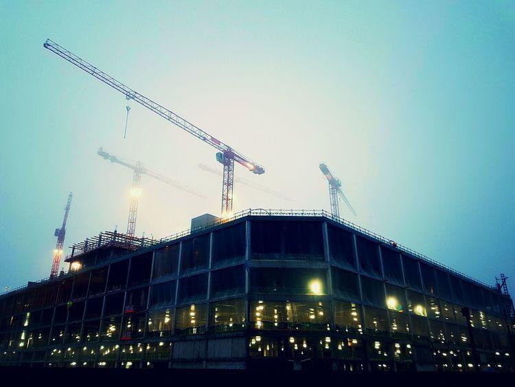 Work In Progress City Early Morning Lovleypic Bestofall  Goodvibes