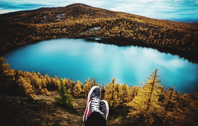 #Travel, Lake, Feet , I Am #Travel, Lake, Feet , I Am #laket #laket #feet #feet #travel #travel Lake Day Human Leg