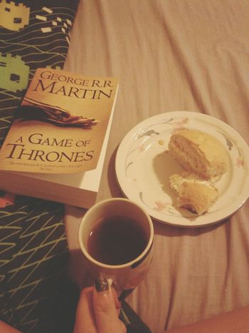Sunday ♡ Relaxing Game Of Thrones Healthy Tea