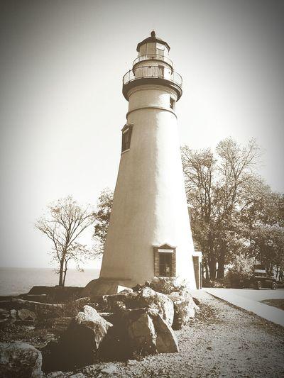 Lighthouse Edited Marblehead Lighthouse