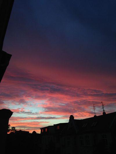 Der Himmel über