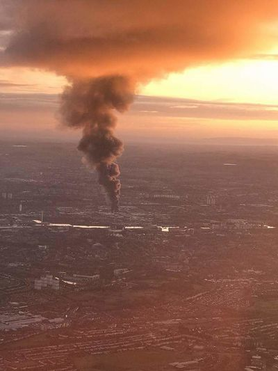 Glasgow Govan Fire
