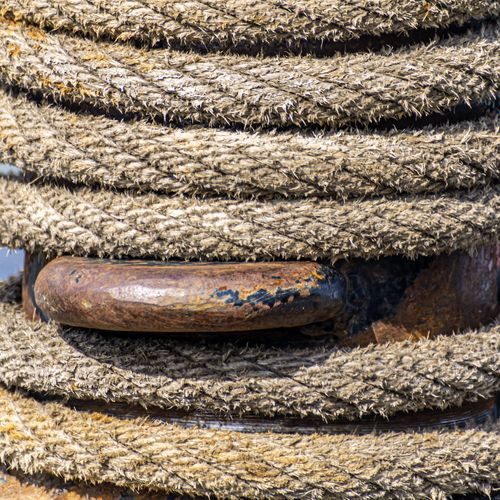 Rope on a