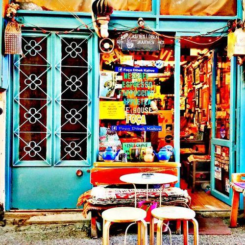 Izmir Foca Kozbeylidibekkahvecisi Objektifimden Cityofizmir Cafe Coffee Coffeeholic Cityofphokaia