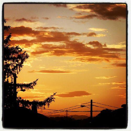 Sky Ciel Sky_collection Byme Coucher De Soleil