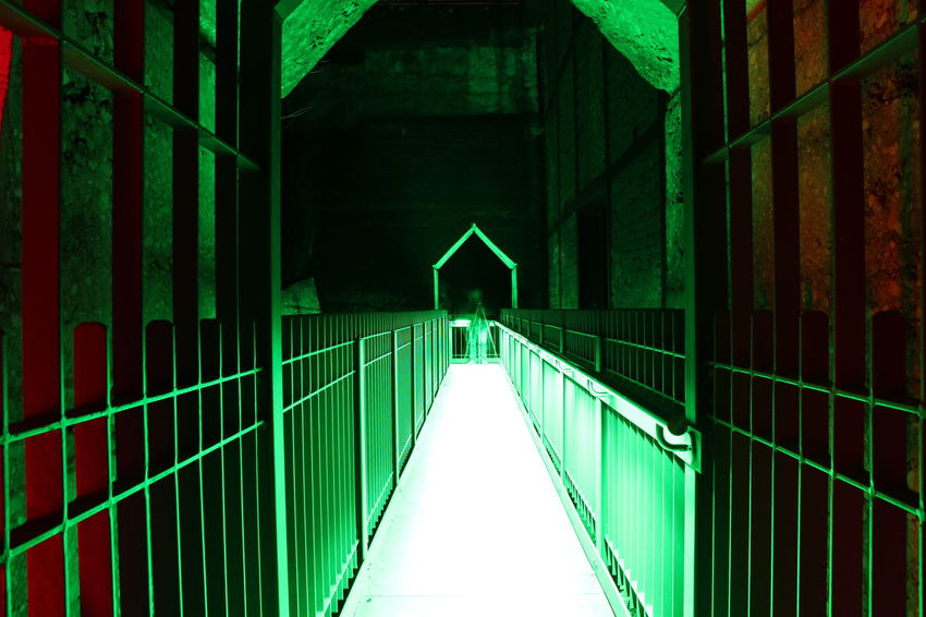 Landschaftspark Duisburg-nord Industrial Photography Farbenfroh Geister Ghosts