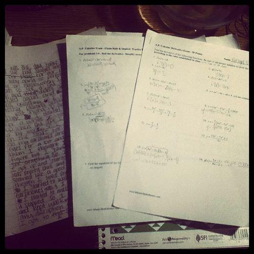 October22 Homework Calculus Englishliterature