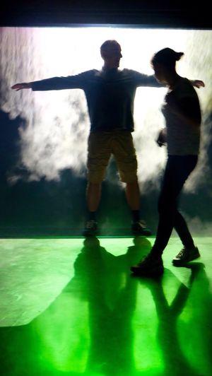 Art experience !! Museum Art Creative Light And Shadow Enjoying Life Sydney