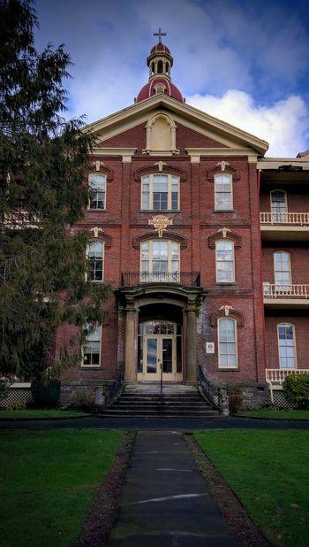 Washington State Vancouver Washington Old Buildings History Taking Photos
