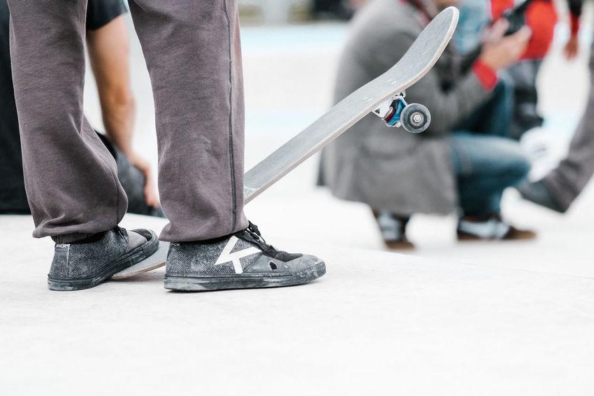 2016 France Fuji Fujifilm Fujifilm_xseries Shoes Skate Skateboarding Verkor Xf90mmf2 Xt1 Young 2016 EyeEm Awards EyeEm Best Shots EyeEmBestPics